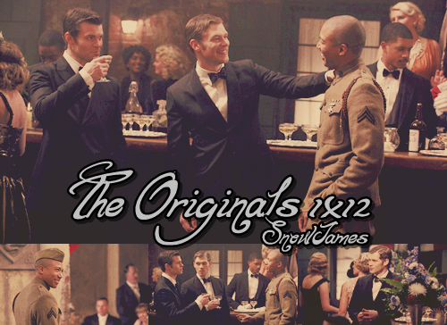 The Originals: Saison 1: épisode 12