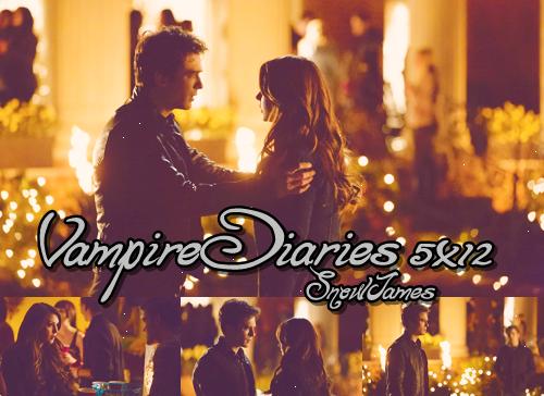 Vampire Diaries: Saison 5: épisode 12