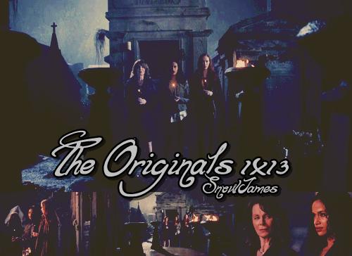 The Originals: Saison 1: épisode 13
