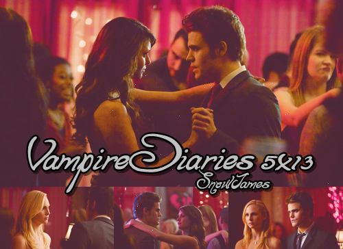 Vampire Diaries: Saison 5: épisode 13