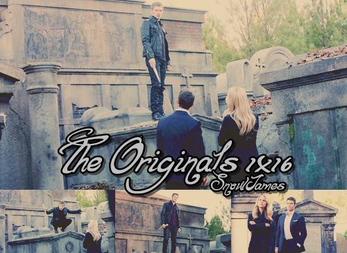 The Originals: Saison 1: épisode 16