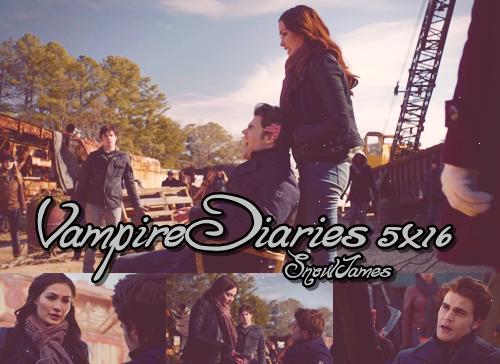 Vampire Diaries: Saison 5: épisode 16