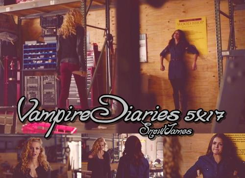 Vampire Diaries: Saison 5: épisode 17