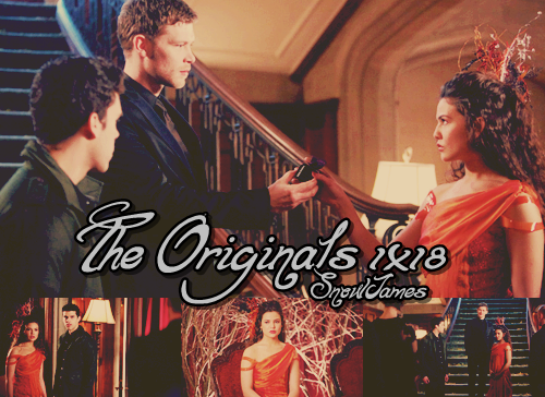 The Originals: Saison 1: épisode 18