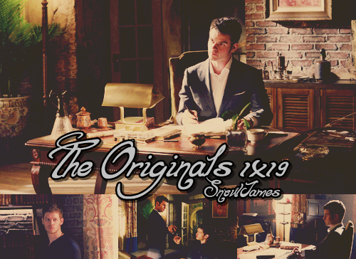 The Originals: Saison 1: épisode 19
