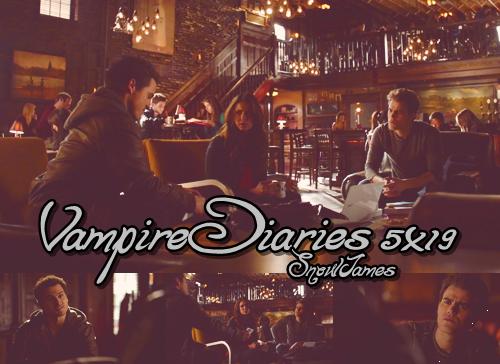 Vampire Diaries: Saison 5: épisode 19