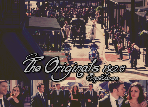 The Originals: Saison 1: épisode 20