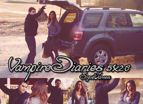 Vampire Diaries: Saison 5: épisode 20