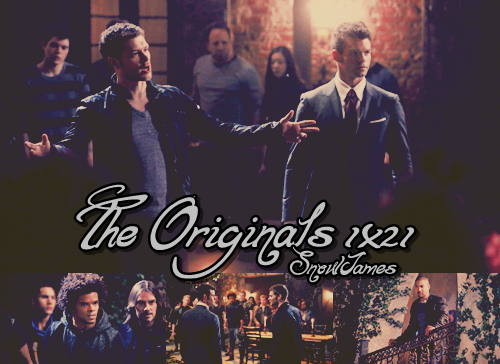 The Originals: Saison 1: épisode 21