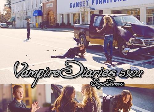 Vampire Diaries: Saison 5: épisode 21