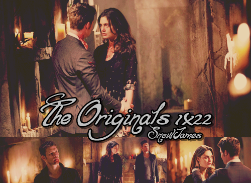 The Originals: Saison 1: épisode 22
