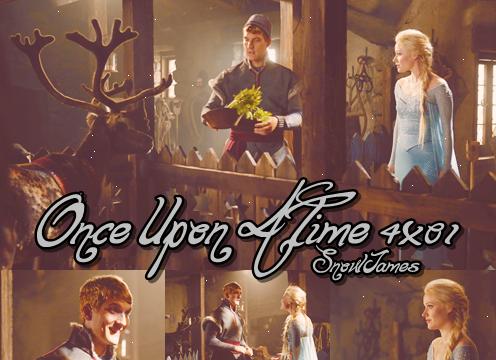 Once Upon A Time: Saison 4: épisode 1