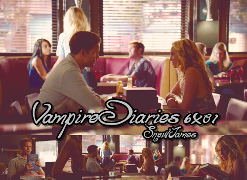 Vampire Diaries: Saison 6: épisode 1