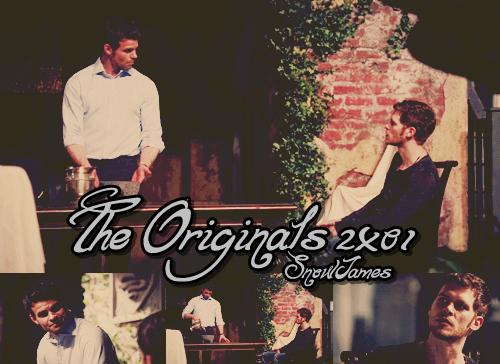 The Originals: Saison 2: épisode 1