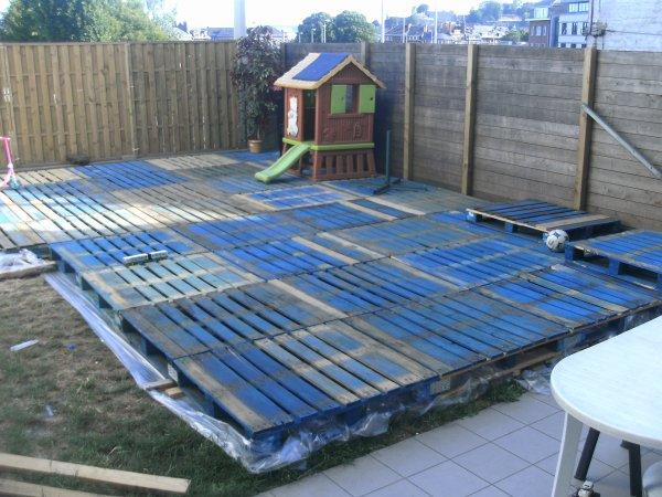 Terrasse pas cher la cit des anges - Terrasse en bois composite pas cher ...