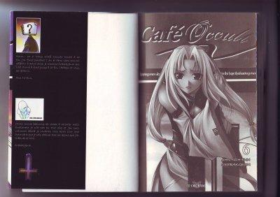 Café Occul - Tome 6 - Dernier tome