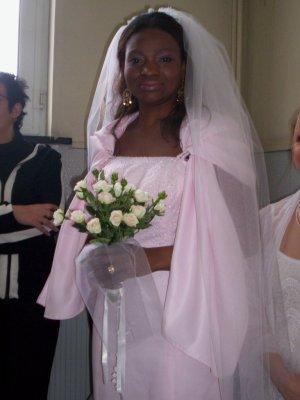 maquillage mariage peau noire. Black Bedroom Furniture Sets. Home Design Ideas