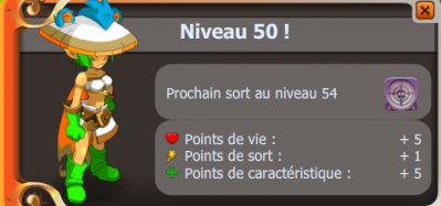 Up 50, j'attaque le PvP !