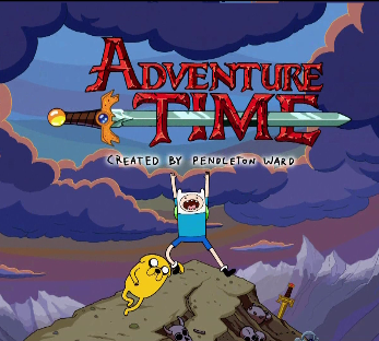 Aventures Time.