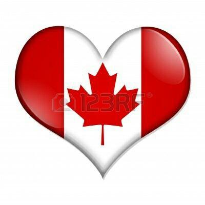 Algerie tu est dans mon c½ur, Canada tu est dans mes racine