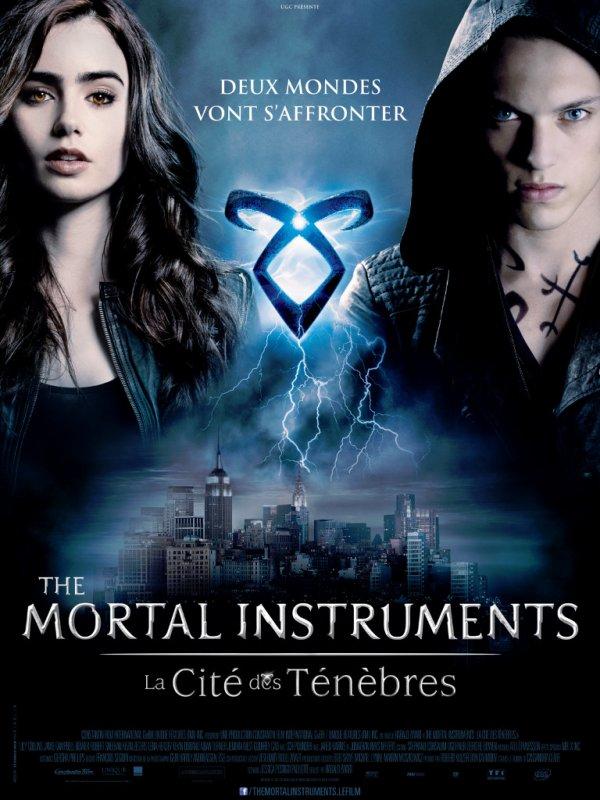 article spécial coup de coeur X3 The mortal instrument X3