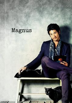 Magnus Bane X3