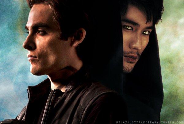 Alec X Magnus X3