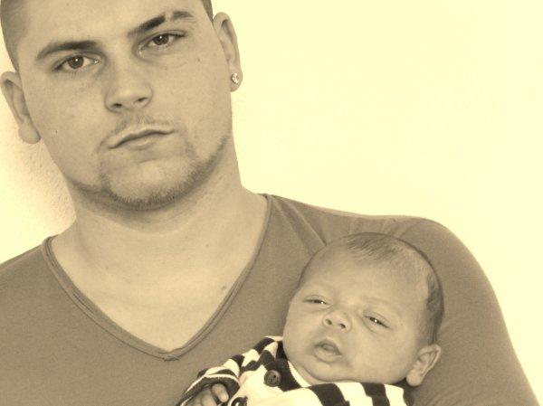 mon mari et mon fils