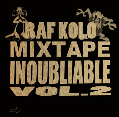 Mixtape inoubliable Vol.2 / Itiniraire d'un blédar feat Layame (2011)
