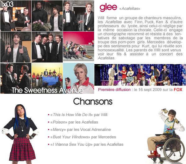 "Glee - 1x03 ""Acafellas"""
