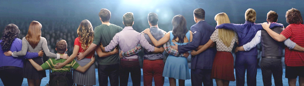 "Glee - 6x13 ""Dreams Come True"""