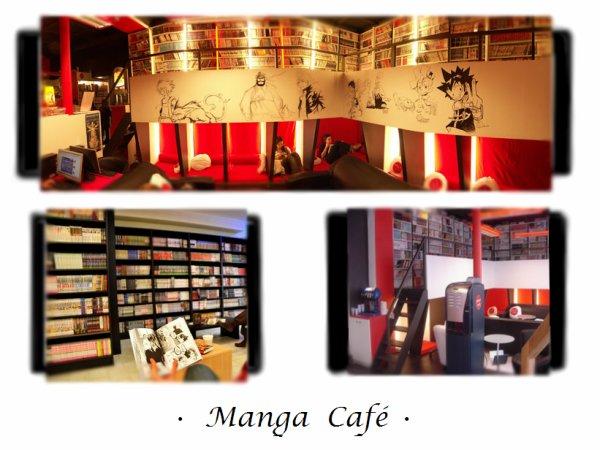 ~ Manga Café ~