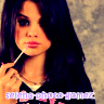 Iicone pour selena-photo-gomez