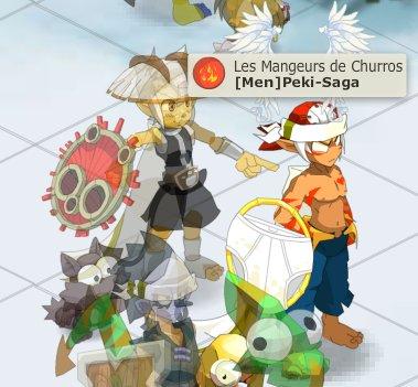 Ouverture du serveur du tournoi