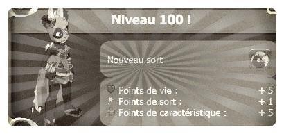 Panda enfin niveau 100