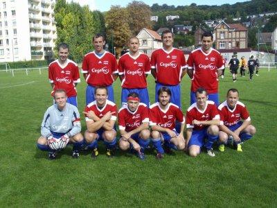 AS PNE (1) (Saison 2010-2011, 3ème Journée)