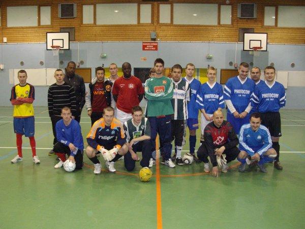 Tests Matchs de Futsal