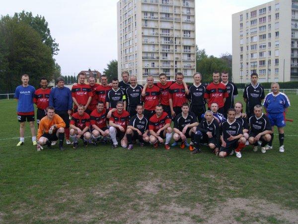 AS PNE (2) (Saison 2010-2011, 20ème Journée)