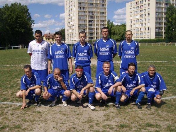 AS PNE (1) (Saison 2010-2011, 20ème Journée)