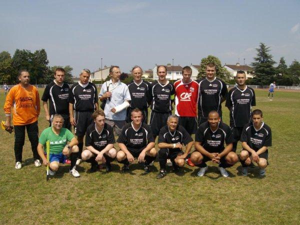 AS PNE (2) (Saison 2010-2011, 25ème Journée)