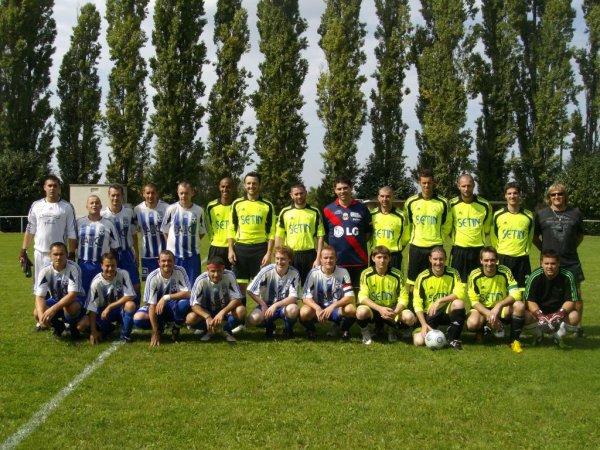 AS PNE (1) (Saison 2011-2012, 1ère Journée)