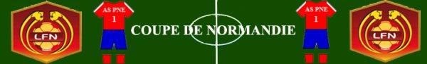 Coupe de Normandie Entreprise (1/8ème de Finale)/Championnat