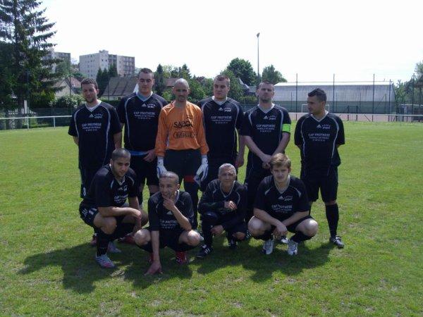 AS PNE (2) (Saison 2011-2012, 24ème Journée)