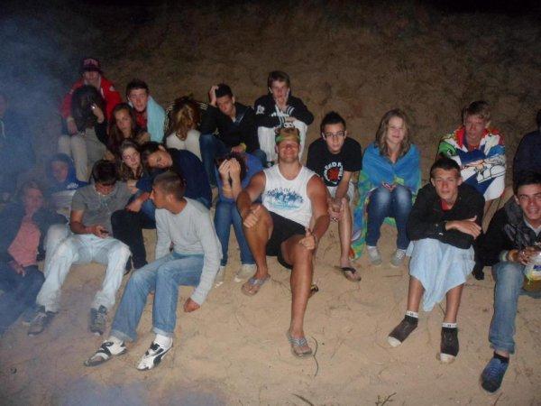 *nous tous dans les dunes <3