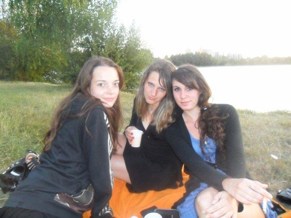 Les Meilleures - Le Trio Inséparables <3