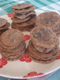 Les cookies au chocolat
