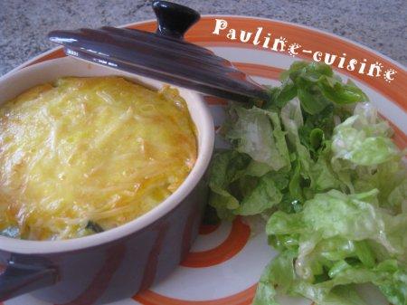 Frittata de légumes