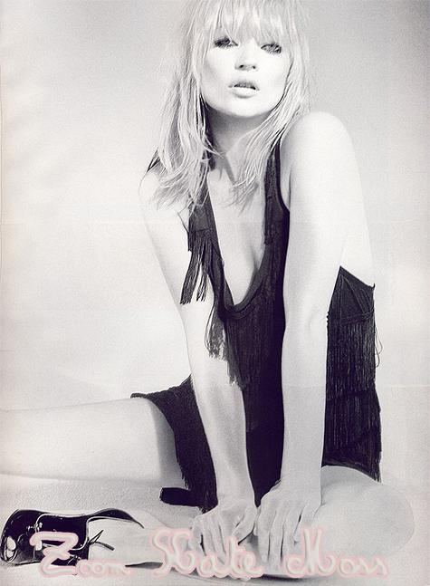*  Kate Moss : ZOOM. Votre avis ?*