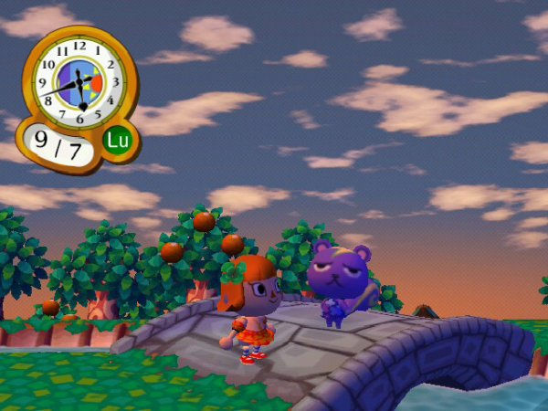 PHOTO ANIMAL CROSSING LETS GO TO THE CITY !!!