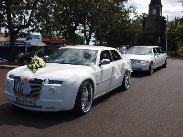 location rollsroyce mariage reunion 0692 54 93 58 - Location Rolls Royce Mariage